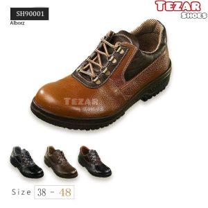 کفش کار البرز محصولی از تزار