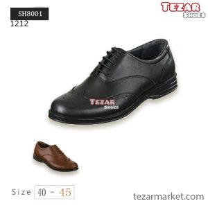 کفش چرم تزار