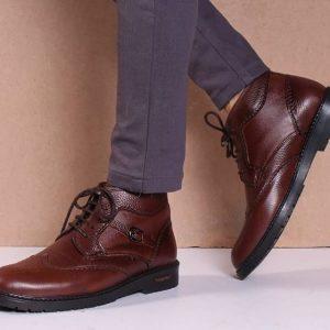 تولیدی کفش مجلسی مردانه تمام چرم